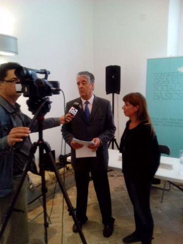 Sebastià Jané Arrufat, regidor de Serveis Socials de Vilafranca del Penedès