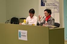 Conferència inaugural amb Begoña Román