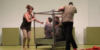 Performance Al Trot Teatre
