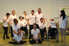 Performance Al Trot Teatre
