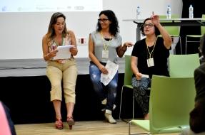 """Taller: """"Ordenar la nostra ètica, entre el cosmos i el caos"""" amb Lola Lacuna i Maria José Moure"""