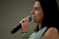 """La Begoña Escribano ens presenta les conclusions del dia amb """"El dia en un clic"""""""