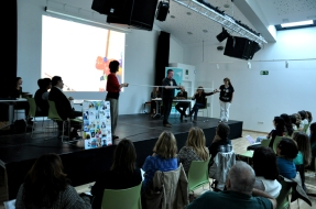Presentació de projectes avaluats en Serveis Socials Bàsics