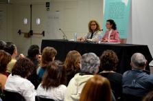 """Iniciem el darrer dia amb la conferència """"Serveis Socials: la dimensió ideològica i política"""" amb la Begoña Román"""